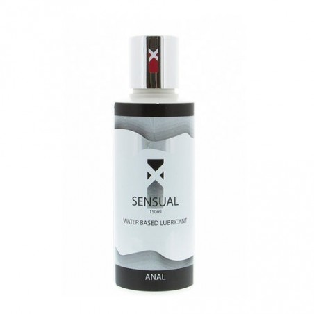 LUBRICANTE XSENSUAL ANAL 150ml TO251657