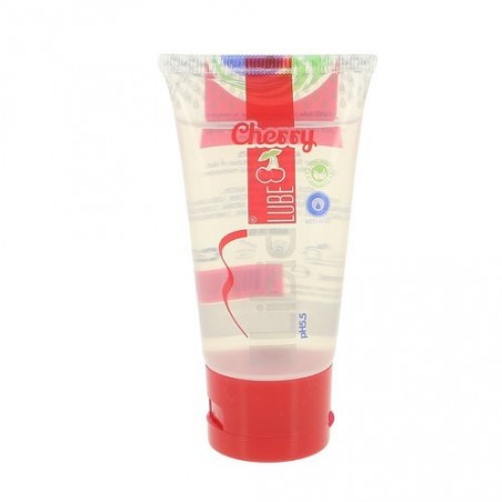 LUBRICANTE BASE AGUA LIBID LUBE CEREZA 50ml TT0840