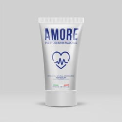 AM0010 LUBRICANTE BASE AGUA AMORE 100ml